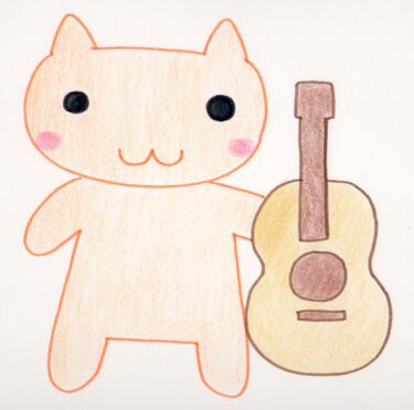 ギターの指板上の音名(ドレミファソラシド)を覚える方法